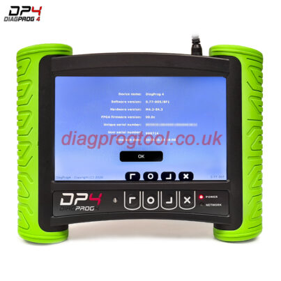 diagprog device